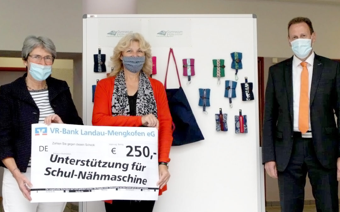 1.10.2020 – Umweltprojekte am Gymnasium Landau a. d. Isar