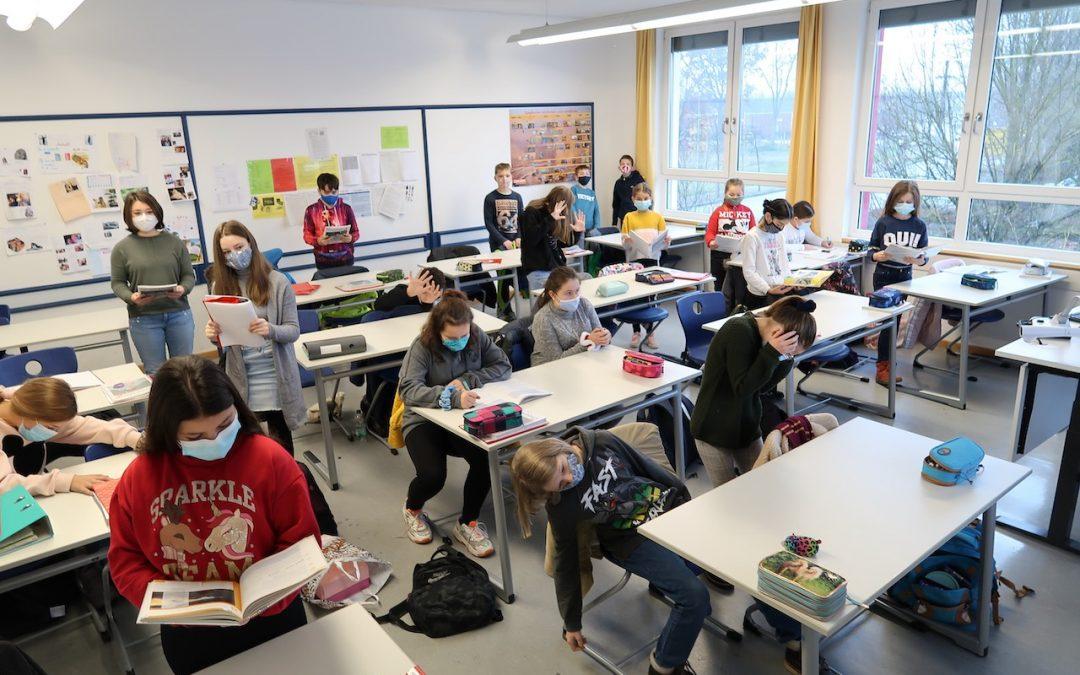 Vorlesetag 2020 – Starke Kids in der 6a