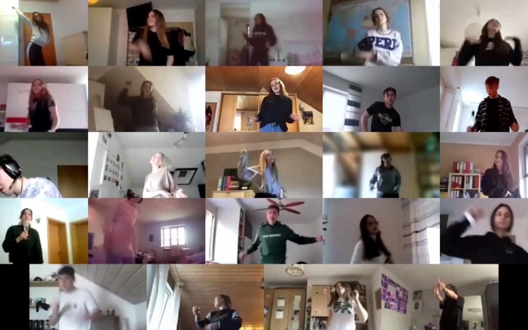 2020 – Und es hat Zoom gemacht – Ein Stream der Oberstufentheatergruppe