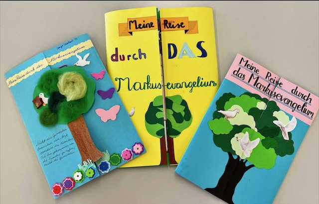 Lapbooks im Religionsunterricht