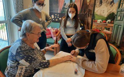 Beauty-Tag im AWO-Seniorenheim